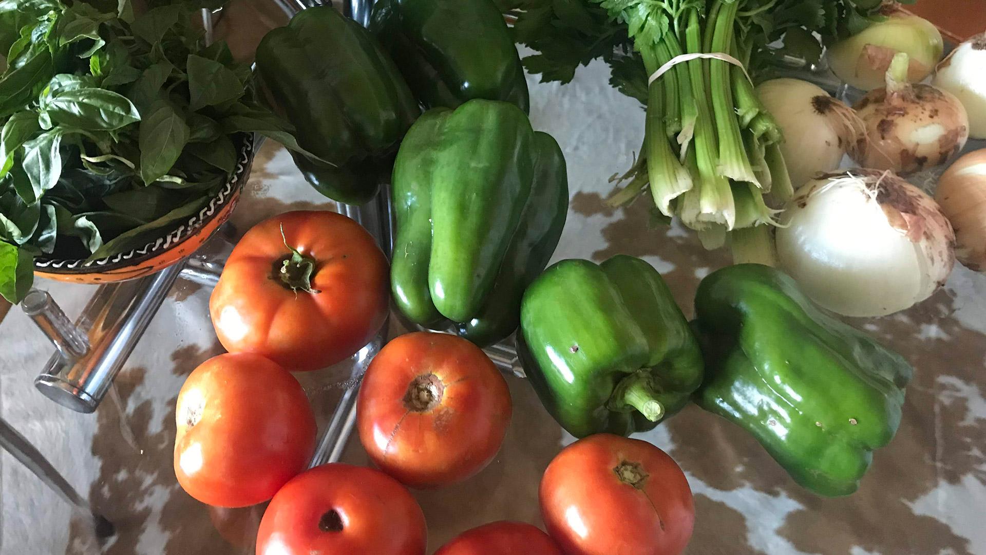 order organic vegetables
