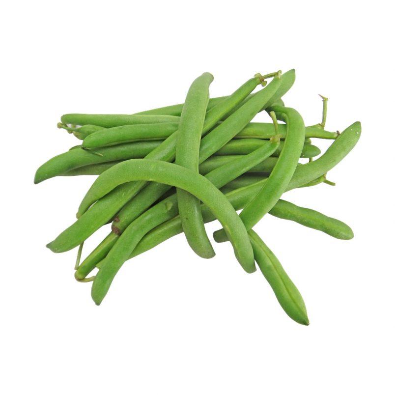 Fresh Organic Green Beans Vegetable