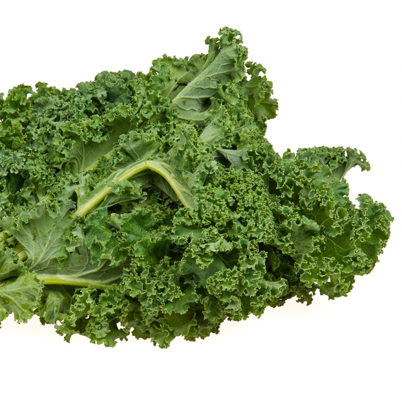 Fresh Organic Chomolia Kale Vegetable