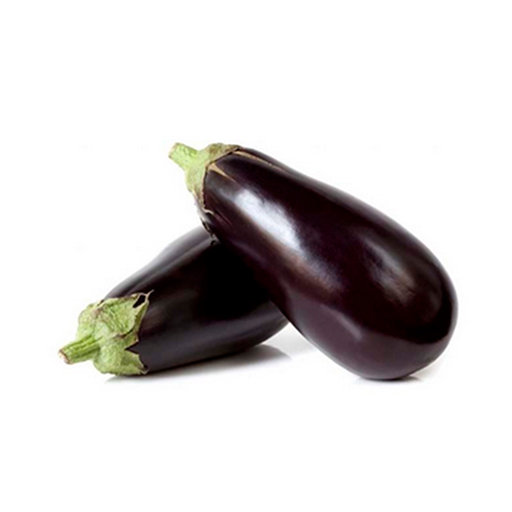 Fresh Organic Brinjal Vegetable Aubergine Eggplant