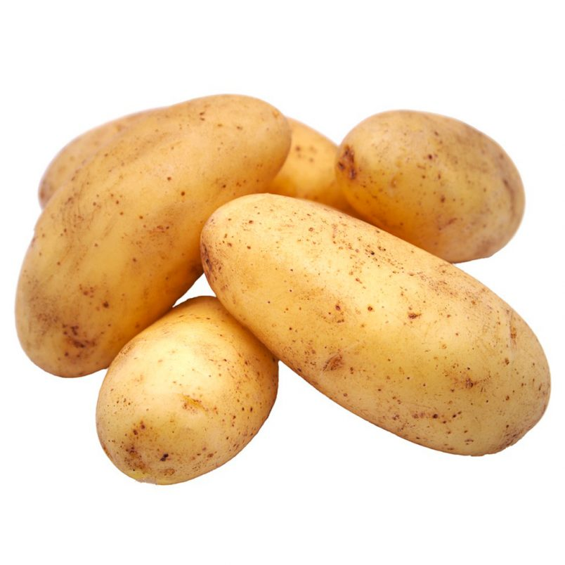 Fresh Organic Potatoes Vegetable