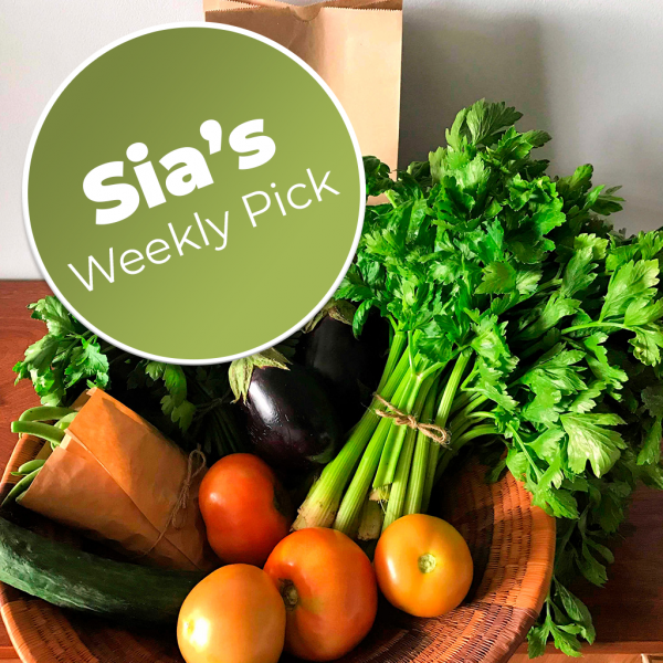 Sia's Weekly Pick