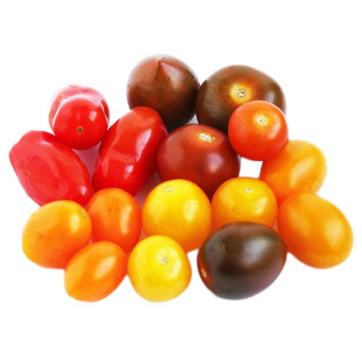 rainbow cocktail tomatoes