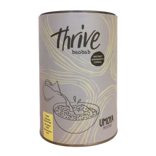 Thrive Baobab Cereal Tube