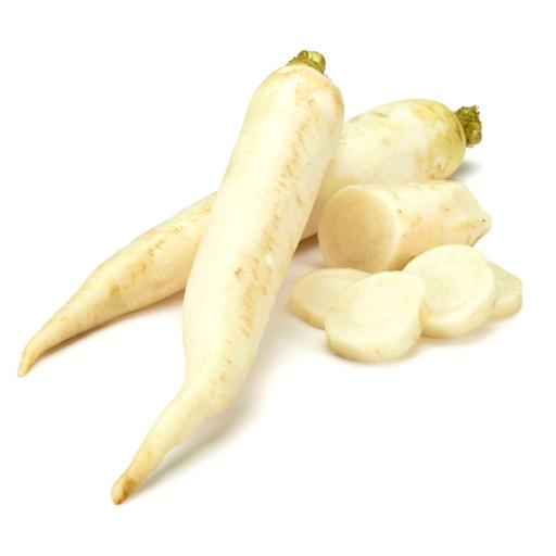 daikon white radish